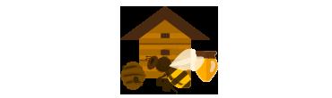 Les Jardins d'abeilles